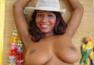 Katalina - schwarzes sexcam girl