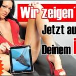 Webcamsex per Tablet
